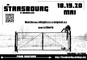 Tract pour Strasbourg